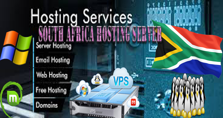 South Africa cloud hosting