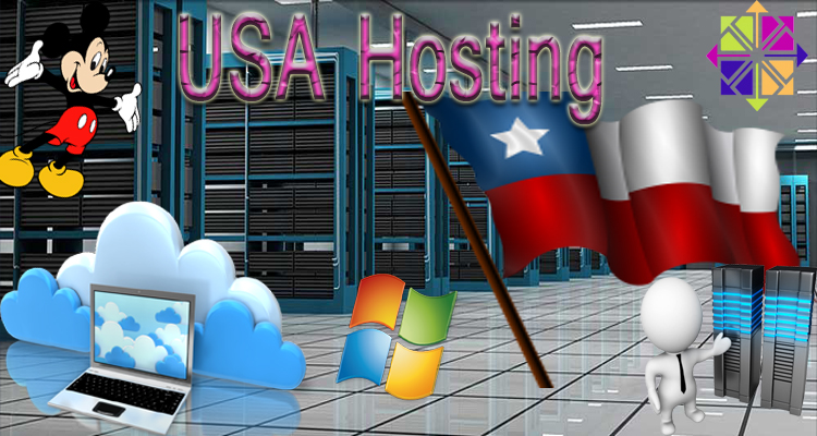 USA web hosting services