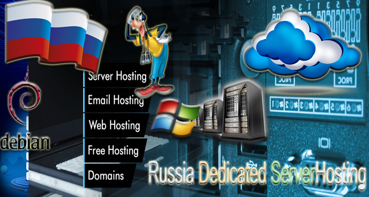 Russia dedicated server hosting