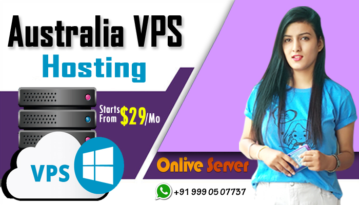 Increase Your Website Performance With VPS Australia Hosting