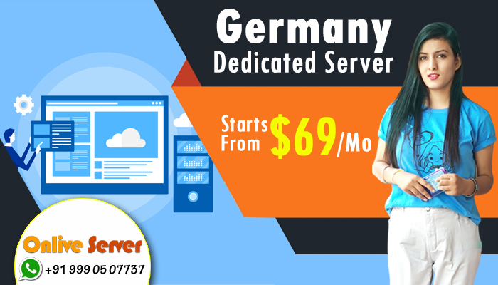 Germany Server Hosting Plans For Business Websites with Supreme Speed by Our Company