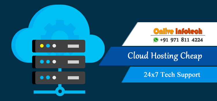 Save Your Website Data Securely With Cloud Hosting Cheap