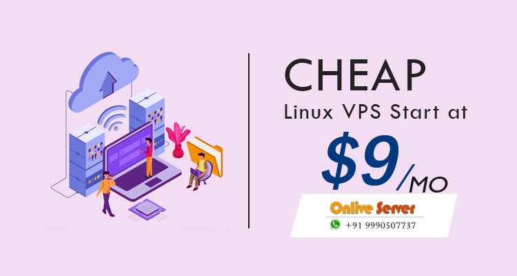 One of the Top Most Linux VPS Hosting Present by Onlive Server