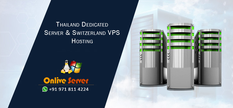 Get Maximum Performance Thailand Dedicated Server by Onlive Server