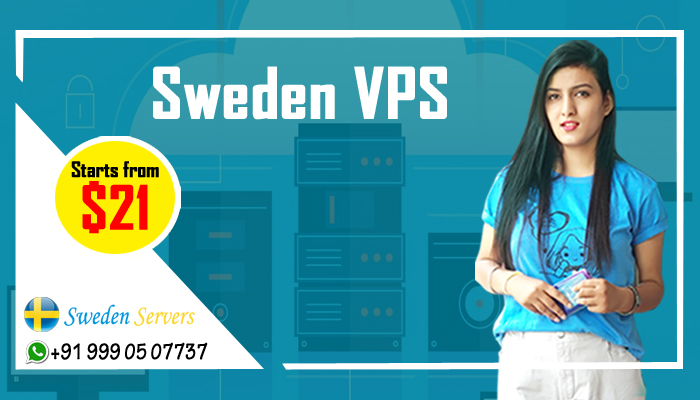 Website Hosting – Choose Sweden VPS Server