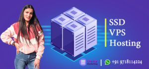 SSD VPS Hosting Solution with High Security - India Server Hosting